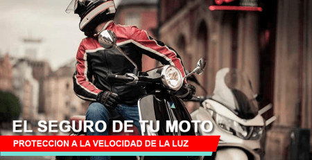 seguros caracateristicas beneficios 450x231 - Concesionario Oficial Motos en Madrid | Brixton, Kymco, Piaggio, Honda, Suzuki, Kawasaki, Sym