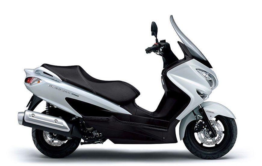Suzuki Burgman 200 (1)